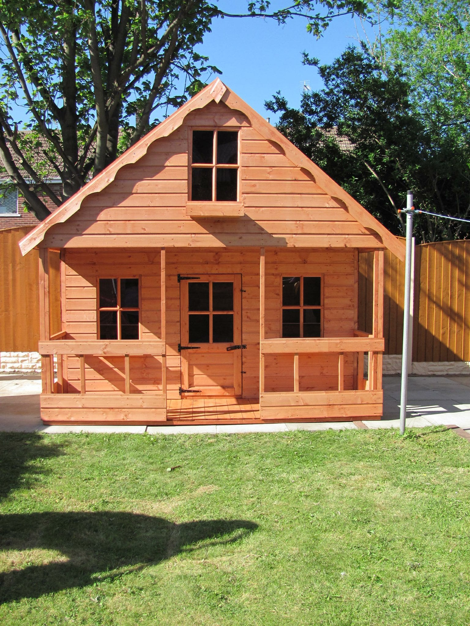 Pretty garden wendy houses uk images landscaping ideas for Garden shed 3x5