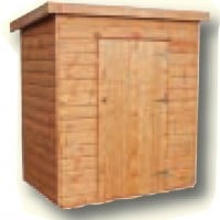 single-door-bunker